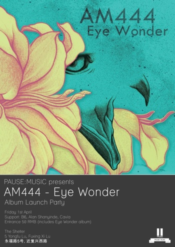 AM444-Eye Wonder Release Party