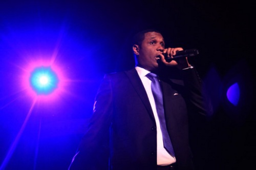 Jay Electronica in concert 2010 at The Box, New York